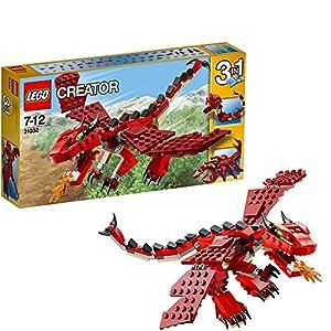 Lego Creator 31032 - Kreaturen, rot