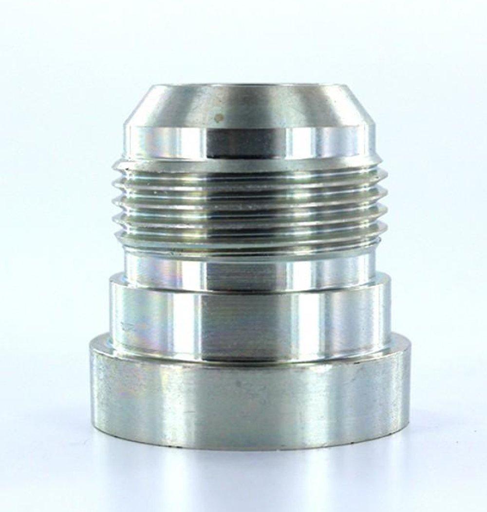Parker 12-8 TRTX-S Tube End Reducer 3//4 JIC Female X 1//2 JIC Steel