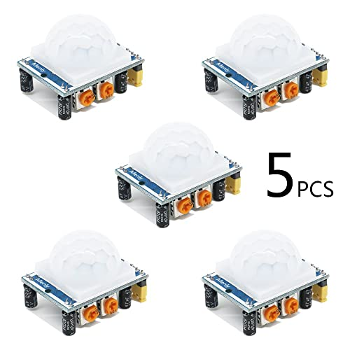 HC-SR501 Adjustable IR Pyroelectric Infrared PIR Motion Sensor Detector PID Modules for Arduino &