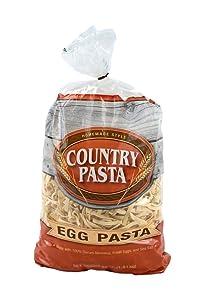 Country Pasta Homemade Style Pasta - Egg , 64-oz bag