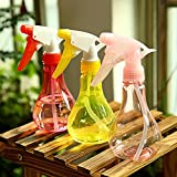 vaporizer lube - YJYdada Empty Spray Bottle Plastic Watering The Flowers Water Spray For Salon Plants