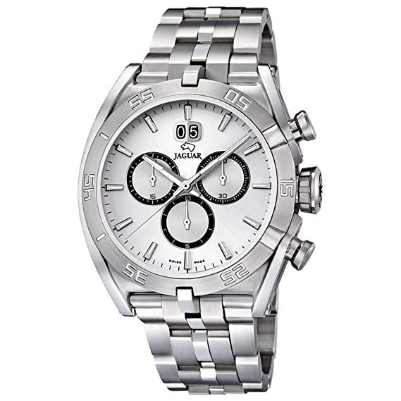 Jaguar reloj hombre chrono Sport Special Edition J654/3: JAGUAR: Amazon.es: Relojes