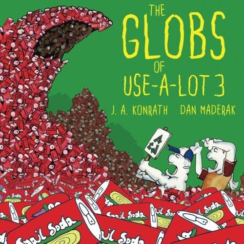 The Globs of Use-A-Lot 3 pdf epub