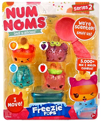 Num Noms Series 2 - Freezie Pops