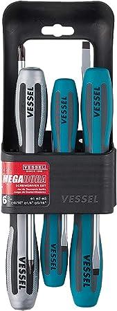 Vessel Megadora 980 Impacta P2x150#2 JIS Cross Point impact tournevis
