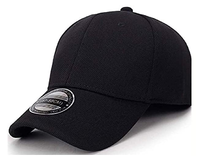 d95af6a5605f3 Huntsman Era Men s Flexfit Fitted Stretchable Baseball Caps (flexxifit