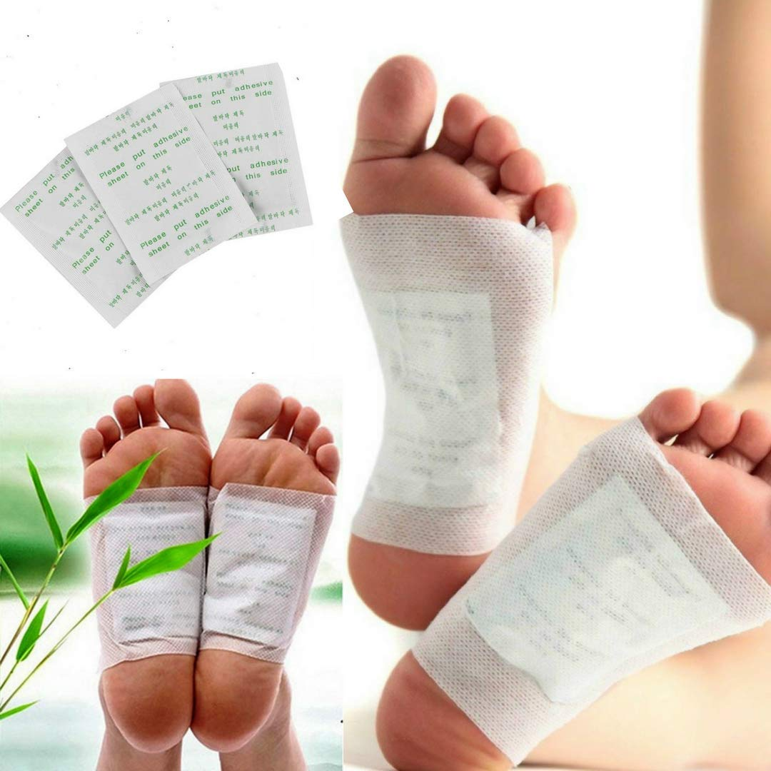 Best Foot Care, Foot Pads, Footpads Help Remove Impurities, Relieve Stress and Improve Sleep 10pcs