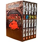 download ebook the underland chronicles collection suzanne collins gregor 5 books set (gregor the overlander, gregor and the prophecy of bane, gregor and the curse of the warmbloods, gregor and the marks of secret, gregor and the code of the claw) pdf epub