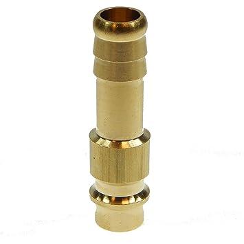 2x Stecker//Kupplung 9mm Druckluftkupplung Schnellkupplung NW 7,2