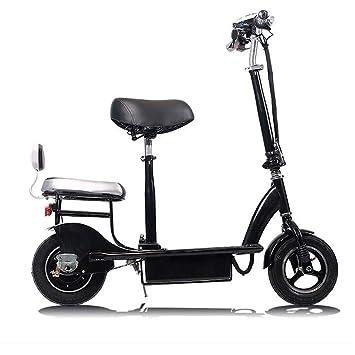 Patinetes eléctricos Scooter/Bicicleta para Adultos Mini ...