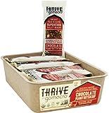 GoMacro - Organic Thrive Bars Box Chocolate Peanut Butter Cup Chip - 12 Bars