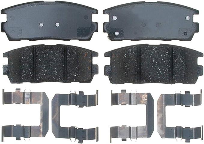 Rubber D/&D PowerDrive 5K757 AC DELCO Replacement Belt