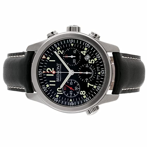 Bremont alt1-p automatic-self-wind Mens Reloj alt1-p/BK