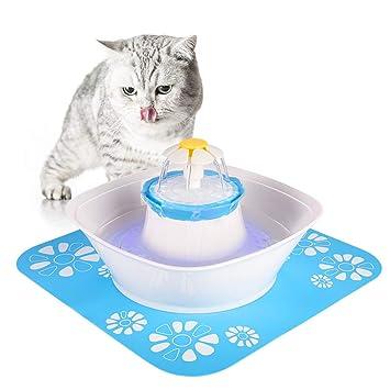 Amazon.com: Beacon Fuente para mascotas, LED 84oz/2.5L ...