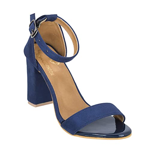 DEEANNE LONDON Women s Suede HIGH Heels  Buy Online at Low Prices in ... c77653e035