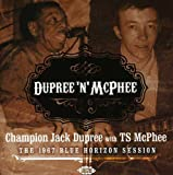 Dupree N McPhee The 1967 Blue Horizon Session
