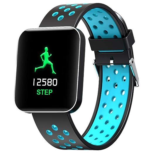 Smart Reloj Bluetooth Smart Sport Watch Smart Sport Watch Smart Pulsera Fitness Smart Fitness Watch Reloj Mujer Sport Reloj Sport Smart Smartwatch Bluetooth ...