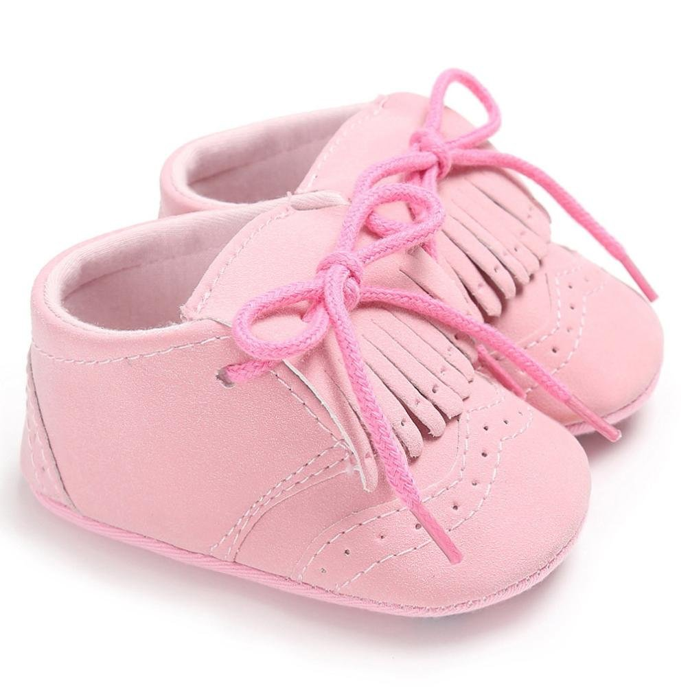 oksale ユニセックスベビー b0797grblk 0 6 month ピンク ピンク 0 6