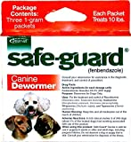 Merck Animal Health Safe-Guard Canine Dewormer, 1 gm
