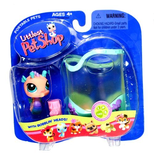 Hasbro Year 2005 Littlest Pet Shop Portable Pets