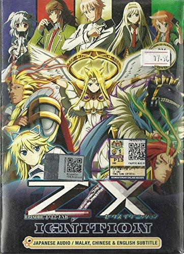 (Z/X IGNITION - COMPLETE TV SERIES DVD BOX SET ( 1-12 EPISODES ))