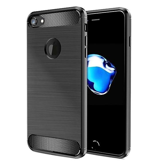 Amazon Com Leon 91 Ii125 Iphone 7 Case Stylish Silicone Slim Fit