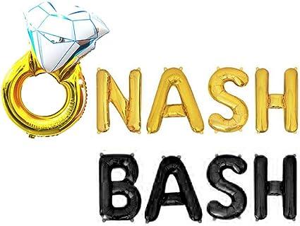 Last Bash in Nash Banner Nashville Bachelorette Party Nash Bash Banner Nashlorette Banner Nashville Bachelorette Party Decorations