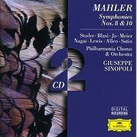 Mahler: Symphony No.8/Adagio from Symphony No.10