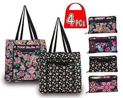 KiwiPi Floral Theme Bag