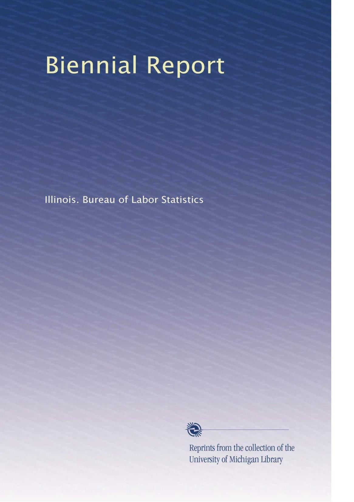 Biennial Report (Volume 8) pdf epub