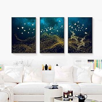 Pittura decorativa per camera da letto pittura moderna e ...