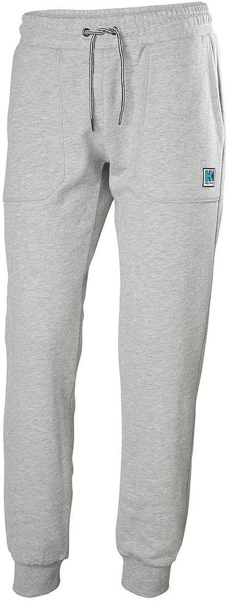 Helly Hansen HH Slim Sweat Pant - Pantalón, Unisex Adulto, Gris ...