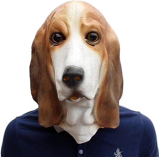 Aiko Máscara Perro Gracioso Cosplay Careta Disfraz Máscara Fiesta ...