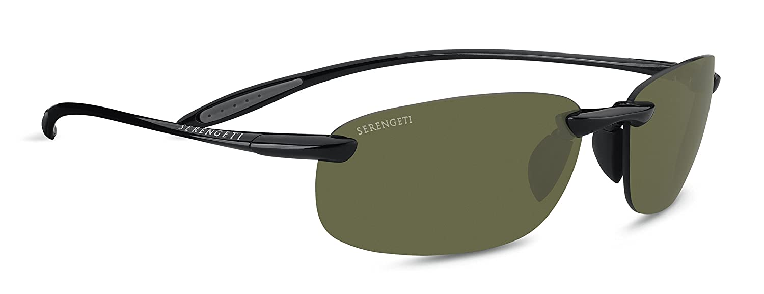 6f71182af2 Amazon.com  Serengeti Nuvola Sunglasses (Polar PhD 555