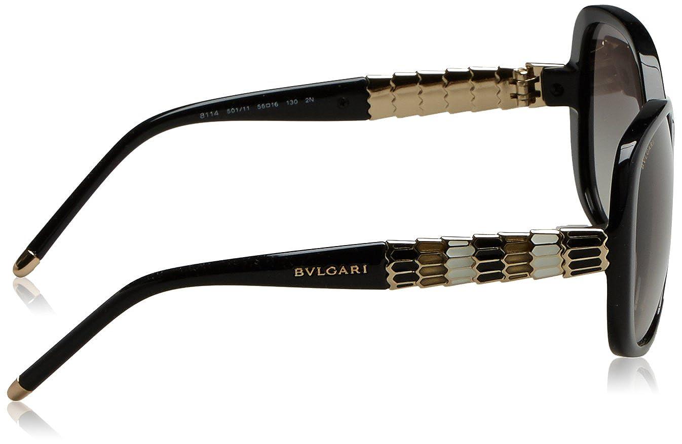 Amazon.com: anteojos de sol Bvlgari BV8114 de la mujer ...