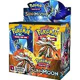 Pokemon TCG Sun & Moon Booster Box, 36 Packs