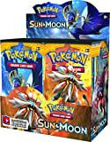 Pokemon Sun & Moon English Booster Box - 36 packs of 10 random cards