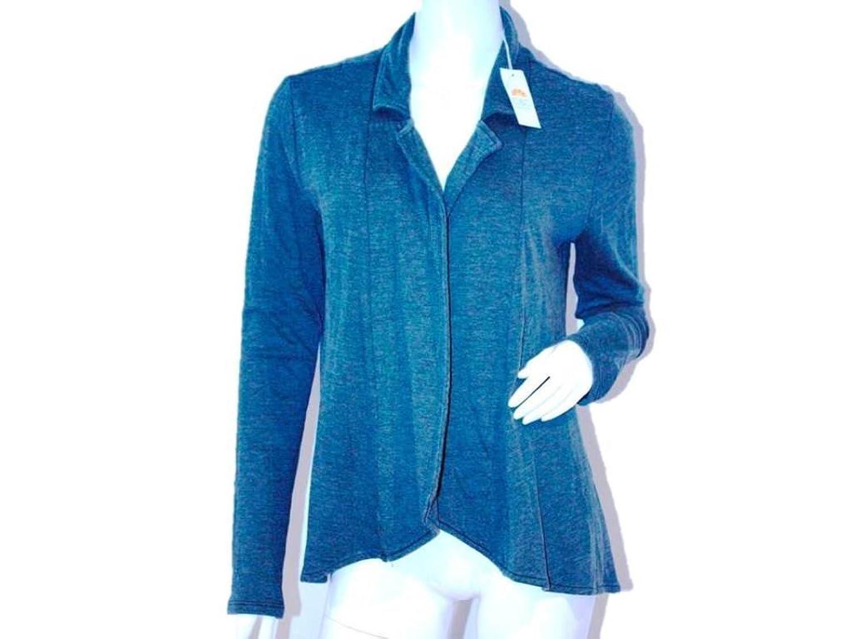 C&C California Women's Cardigan Jacket, Blue, S