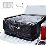 AlltoAuto Truck Bed Cargo Bag with Cargo Net, 100% Waterproof 600D Heavy Duty, Fits Any Truck Size(51''x40''x22'' ) 26…