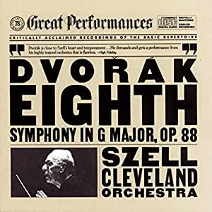 Dvorák - Symphony No. 8