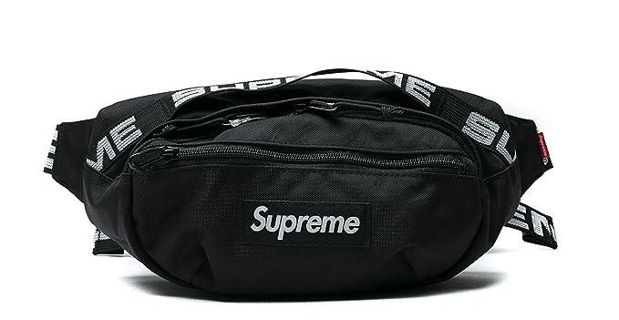 Amazon.com   The Mass Fanny Pack New Spu Waist-Bag Travel Bum Bags Running Pocket for Men Women(Black)   Waist Packs