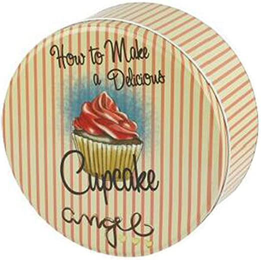 Cute Caja de lata Candy/Soporte de almacenamiento organizador de ...