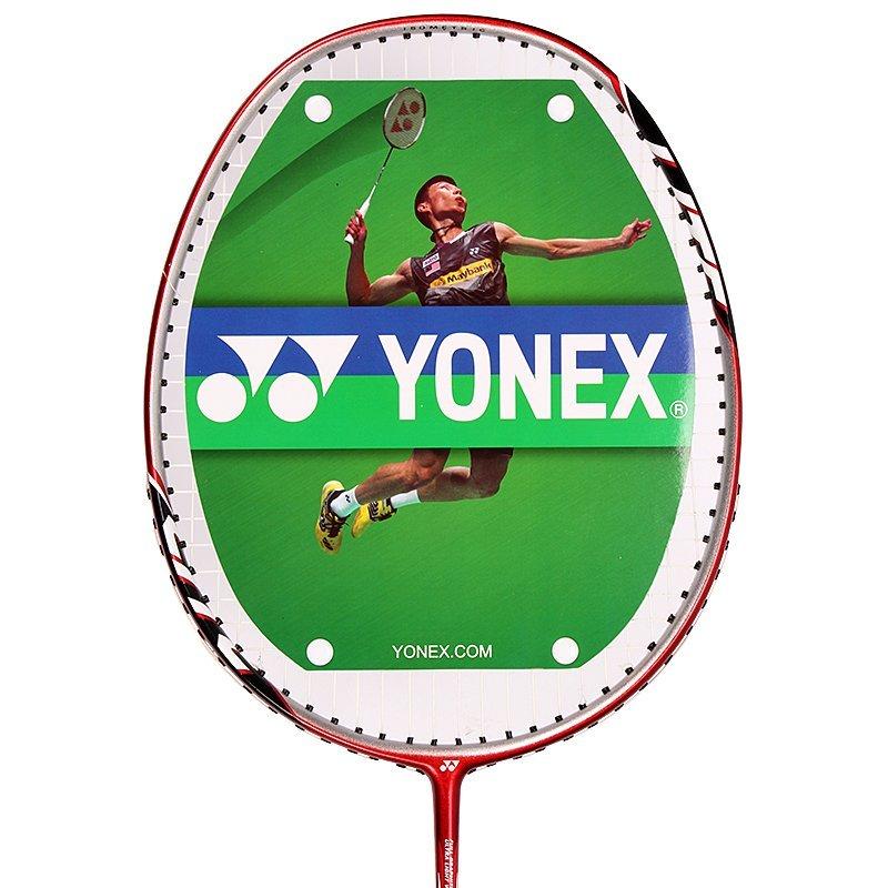 Amazon.com: YONEX Lite 2 Raqueta de bádminton Isométrica iso ...