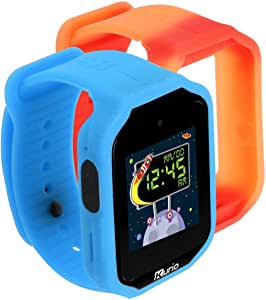 Kurio Watch 2.0 Kids Smartwatch With Blue And Red Straps C17515gb