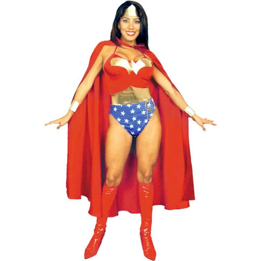 Amazon.com: Wonder Woman sexy para mujer (Tamaño: X-Small 3 ...