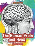 img - for The Human Brain and Head Coloring Book book / textbook / text book