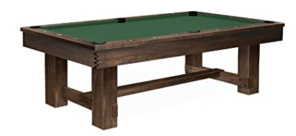 Amazoncom Olhausen Breckenridge Pool Table Sports Outdoors - Contender pool table