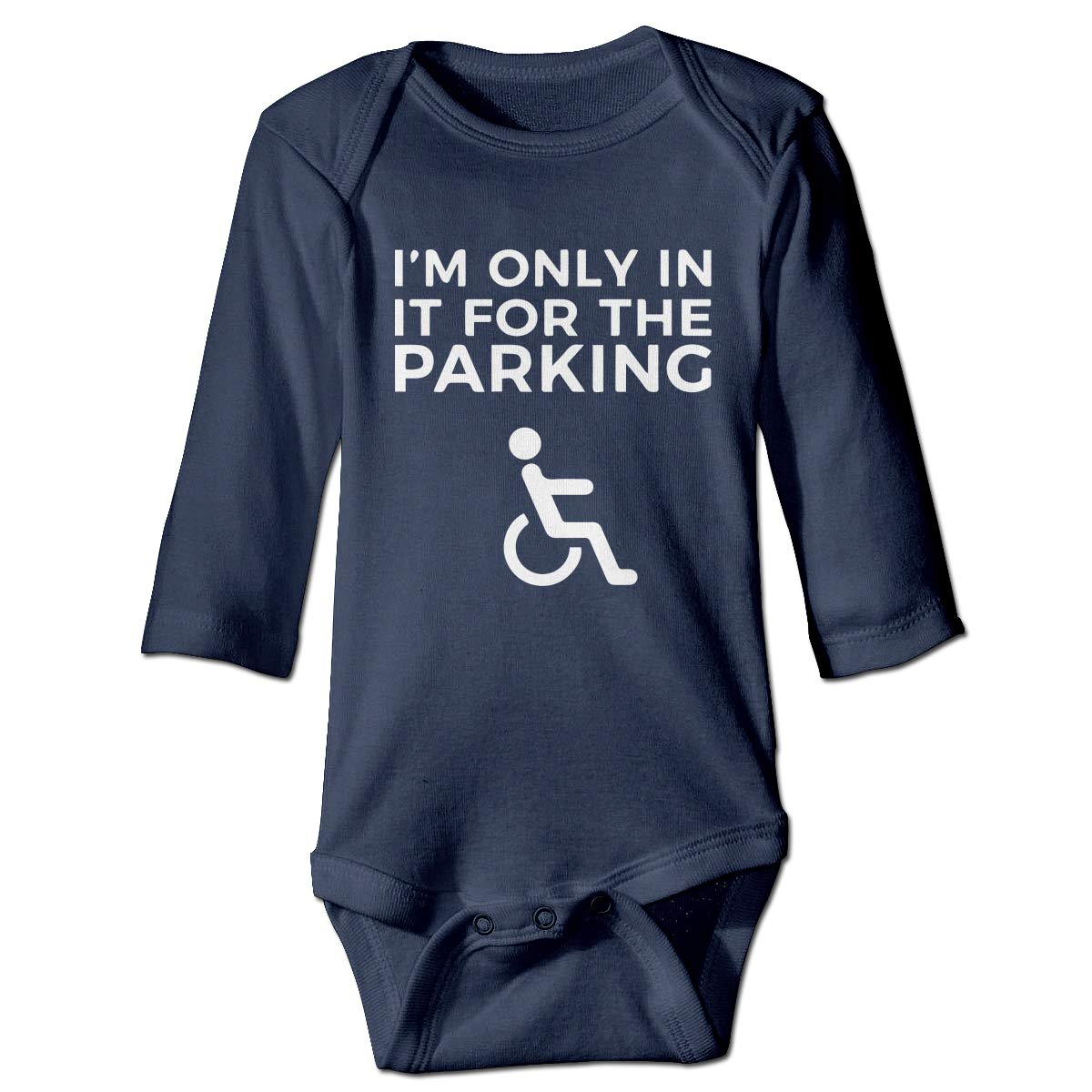 A14UBP Baby Infant Toddler Long Sleeve Baby Clothes Happy Fourth Yall Unisex Button Playsuit Outfit Clothes