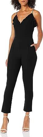 Black Halo Women's Biscayne Jumpsuit,