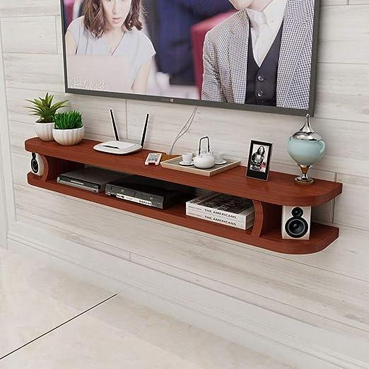 Montado en la pared de TV La consola TV Plataforma flotante ...